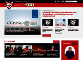 sinpolms.org.br