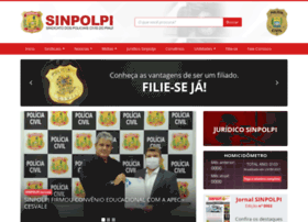 sinpolpi.com.br