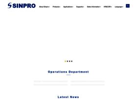 sinpro.com