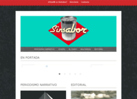 sinsabor.com