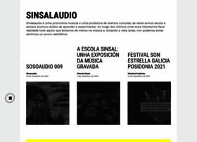 sinsalaudio.es