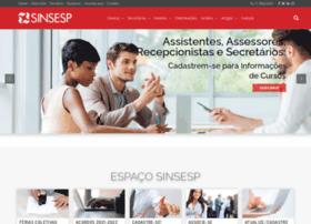 sinsesp.com.br