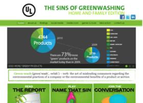 sinsofgreenwashing.org