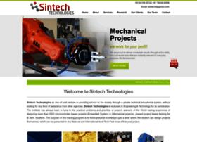 sintecht.com