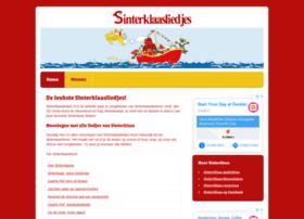 sinterklaasliedjes.nl