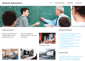 sintesis-educativa.com.ar