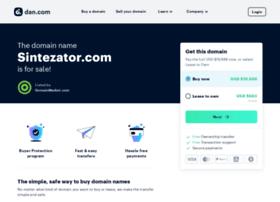 sintezator.com