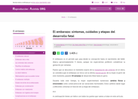 sintomasdelembarazo.org