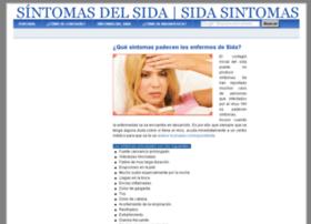 sintomasdelsida.net