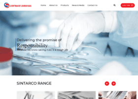 sintracosurgical.com