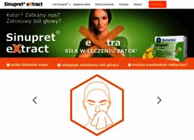 sinupret.com.pl