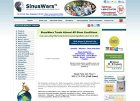sinuswars.com