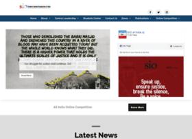 sio-india.org