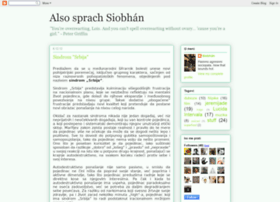 siobhanfaber.blogspot.com