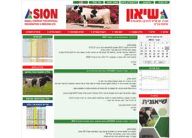 sion-israel.com