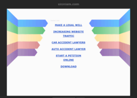 sioniam.com