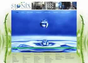 sionix.com