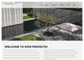 sionprojects.in