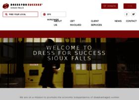 siouxfalls.dressforsuccess.org