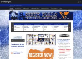siouxfallsflyers.pucksystems.com