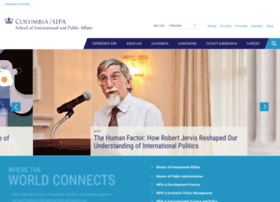 sipa.columbia.edu