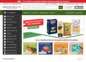 siparisevde.com