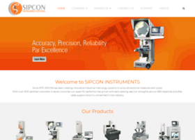 sipconinstrument.com