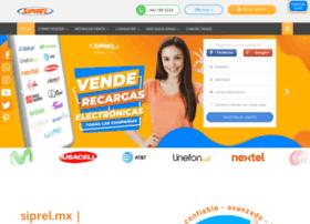 siprel.com.mx