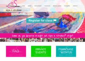 sipsnstrokes.com