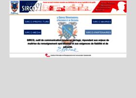 sirco91.sdis91.fr