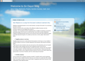 sirdayor.blogspot.com