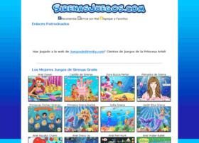 sirenasjuegos.com