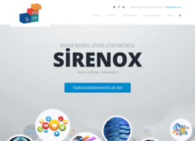 sirenox.com