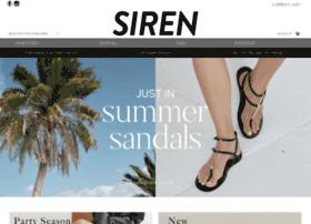 sirenshoes.com.au