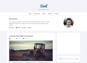 siril-blogger-theme.blogspot.in