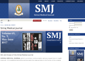sirirajmedj.com
