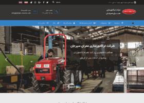 sirjan-tractor.com