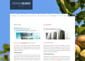 sirop-de-liege.com