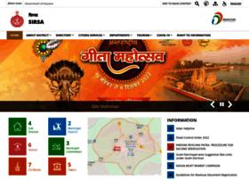 sirsa.gov.in