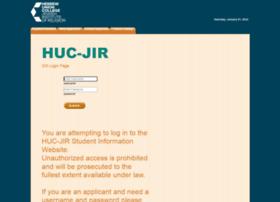 sis.huc.edu