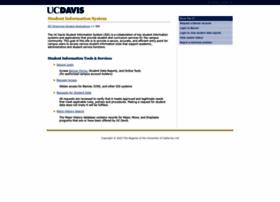 sis.ucdavis.edu