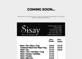 sisayhair.com