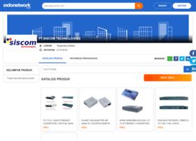 siscomtechnologies.indonetwork.co.id