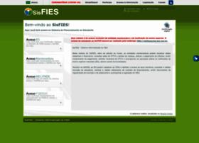 sisfies.mec.gov.br