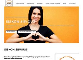 siskonsiivous.fi