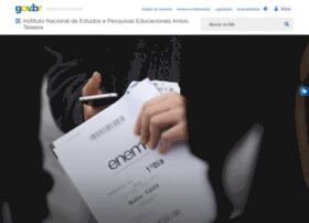 Sistemaenem2.inep.gov.br