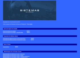 sistemasdearmas.com.br