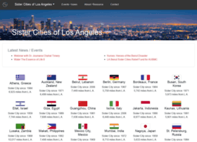 sistercities.lacity.org