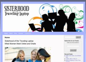 sisterhoodofthetravelinglaptop.com