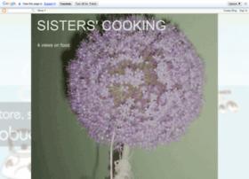 sisters4cooking.blogspot.com